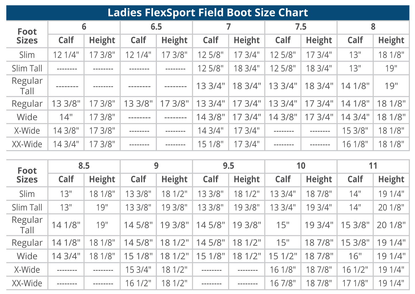 Ovation® Flex Sport™ Field Boot - Ladies'