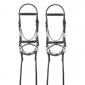 Camelot™ Lined Event Bridle with Flash