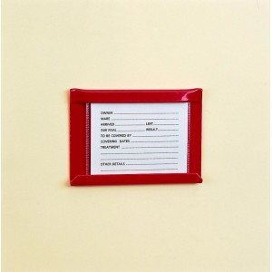 Stubbs Replacement Envelope with Card- Small