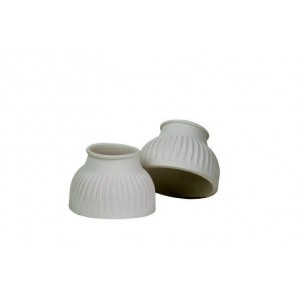 Eco Pure Rubber Double-Thick Bottom Ribbed Bell Boots
