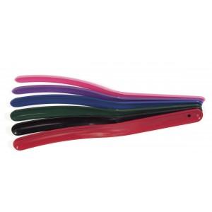 Curved Plastic Sweat Scraper