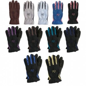 Ovation® Polar Suede Fleece Gloves - Ladies'