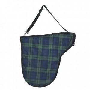 Centaur® Classic Plaid Saddle Carry Bag