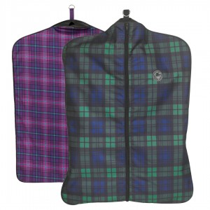 Centaur® Classic Plaid Garment Bag