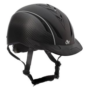 Ovation® Sync with Carbon Fiber Print Helmet