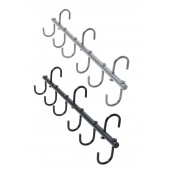 Portable Tack Bar- 6-hooks