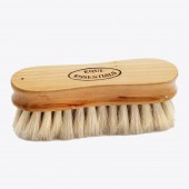 Wood Back Face Brush with Goat Hair