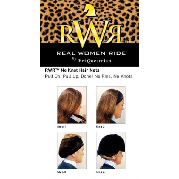 Rwr 174 No Knot Hair Nets
