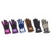 Ovation® Hearts & Horses Gloves - Child's