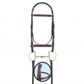 Ovation® RCS Fancy Stitched Padded Bridle
