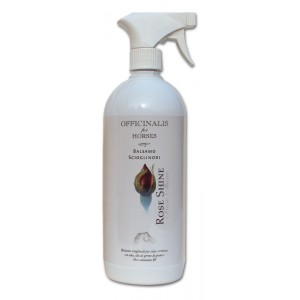 Officinalis® Rose Shine Detangling Spray- 1 Liter