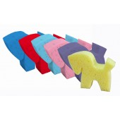 Pony Shaped Grooming Sponges