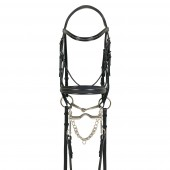 Ovation® Europa™ Double Bridle with Crank