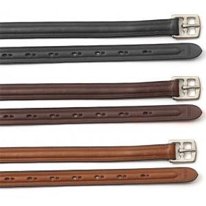 Ovation® Soft Slide Nylon Lined Stirrup Leathers