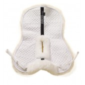 Ovation® Europa™ Sheepskin Plain Edge Half Pad