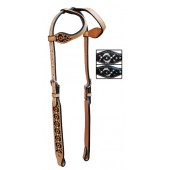 Ponderosa™ Double Ear Headstall