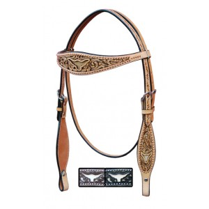Browband Headstall Ft. Worth