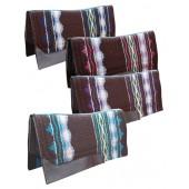 Sidewinder Wool Blanket Top Contour Pad