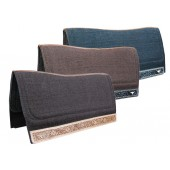 Ft. Worth Wool Blanket Top Contour Pad