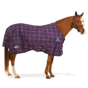 Centaur® 1200D Plaid Turnout Blanket 150g