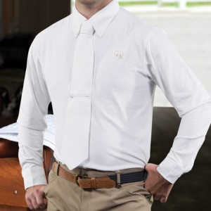 Romfh® Boys' Long Sleeve Competitor Show Shirt