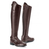 Ovation® Olympia Tall Show Boot - Dark Brown