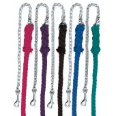 2-Ply Cotton Lead with Chrome Plated Chain