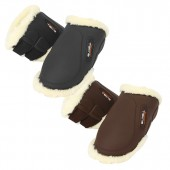 Tekna® Sheep-Tek™ Sheepskin Fetlock Boots with Quik-Close™ Straps
