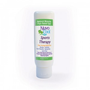 NuvoCool Sports Therapy Gel- Case of 12