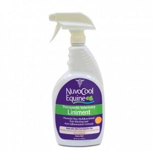 NuvoCool Equine Liniment Spray