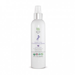 Pura Naturals™ Detangle & Shine