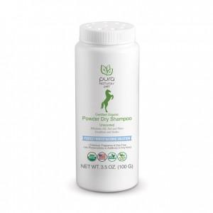 Pura Naturals™ Powder Dry Shampoo
