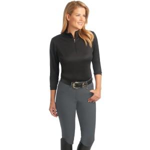 Ovation® Aqua-X Silicone Full Seat Breeches - Ladies'