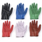 Curved Finger Grooming Glove
