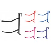 Portable 2-Arm Saddle Rack