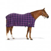 Centaur Plaid Fleece Sheet
