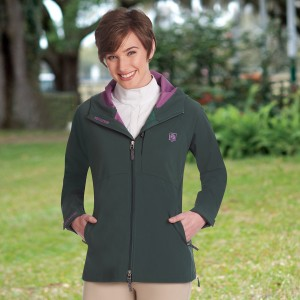 Romfh® Cool-Dry Waterproof-Breathable Rain Rider Jacket