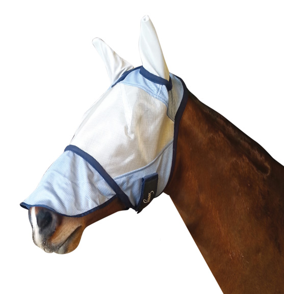 Pessoa® Coolwave Combo Fly Mask