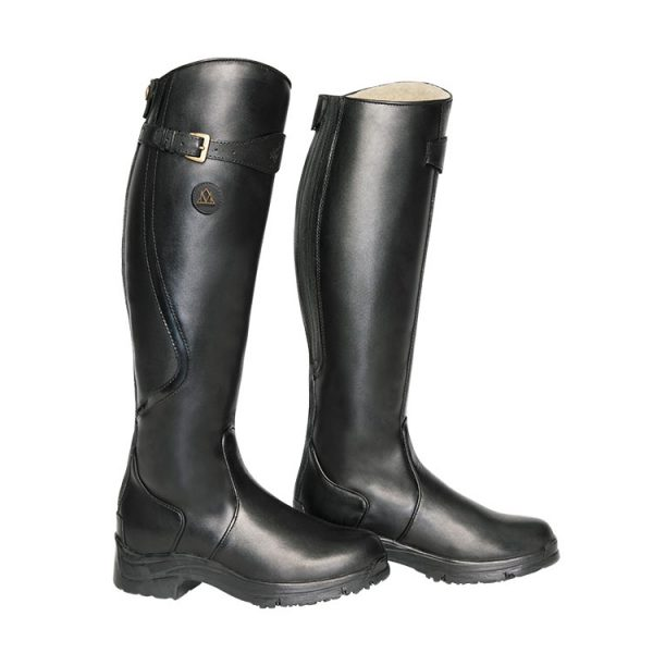 Mountain Horse® Snowy River Tall Winter Boot Black
