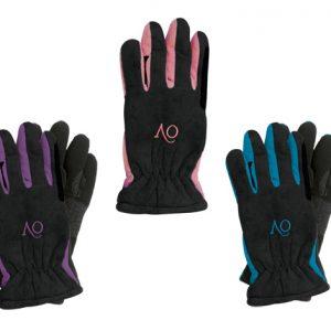 Ovation® Polar Suede Fleece Gloves – Child's