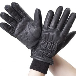 Ovation® Leather Deluxe Winter Show Glove