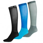 Mountain Horse® Competition Socks- Pack of 3 Colors