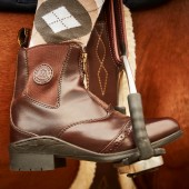 Mountain Horse® Aurora Zip Paddock