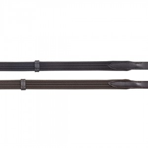 Camelot® Web Reins w-Leather Stops