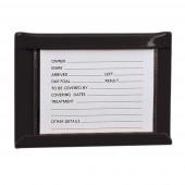Stubbs Large  Stallmate Card Holder