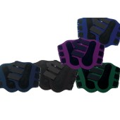 Centaur® Neoprene Splint Boots with Padded Suede Overlay