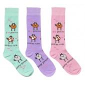 Ovation® Childs Pony Power Socks