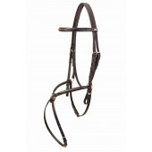 Tekna® Raised Fancy Stitched Figure 8 Bridle with Hook Stud Ends