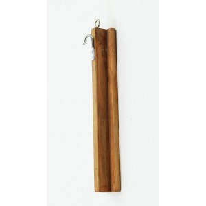 Collapsible Wooden Saddle Rack
