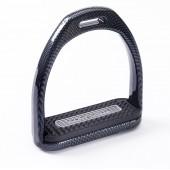Compositi® Professional Carbon Print Stirrup Irons